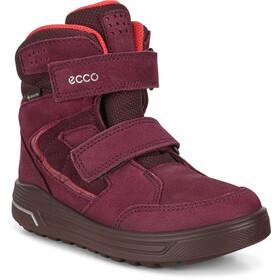 ECCO Urban Snowboarder Støvler Piger, pink